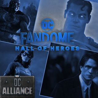 DC Fandome Aftermath/Best Of The Weekend : DC Alliance Chapter 13