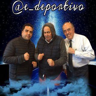 Llegando al viernes con el Rudo, Pepe y Alex en Espacio Deportivo de la Tarde 16 de Abril 2021