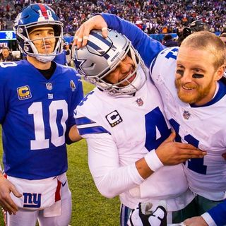 Breaking NYG(GI-AINTS) News Eli Being Extended For 2020 #NFCEAST #EndEliManningsCareer PLEASE!!!!