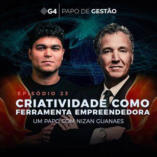 #023 - Criatividade como ferramenta empreendedora