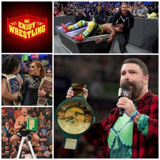 Ep 60 -  All Hail Brock the Broken (MITB/Game of Thrones Recap)
