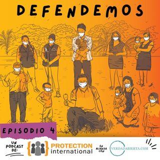 Episodio 4: Así hablan las lideresas y las mujeres defensoras en Colombia