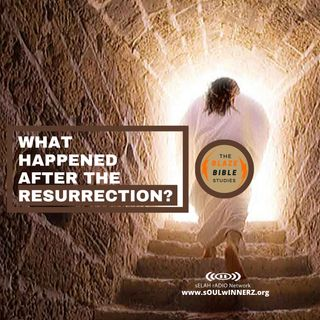 What happened after the Resurrection? -DJ SAMROCK