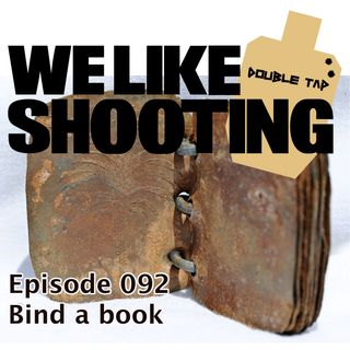 WLS Double Tap 092 - Bind a book