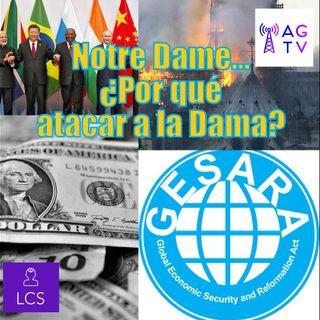 #127 Notre Dame, ¿Por qué atacar a la Dama?