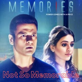 Memories Webseries Review - Supernatural Desi Sherlock