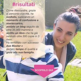Come Alessandra è riuscita a RITROVARE SE STESSA, REALIZZANDOSI personalmente e in famiglia