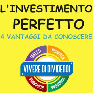 L'INVESTIMENTO PERFETTO   4 VANTAGGI DA CONOSCERE con l'equity crowdfunding