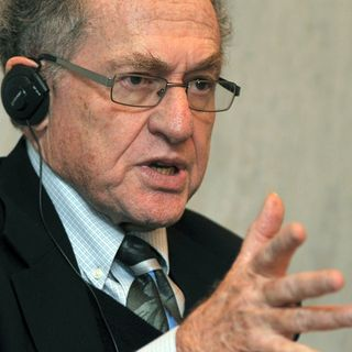 Dershowitz: I've Been 'Shunned' From Martha's Vineyard For Supporting Trump