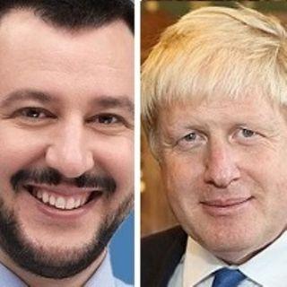Brexit e sardine: per la sinistra, piazze piene e urne vuote