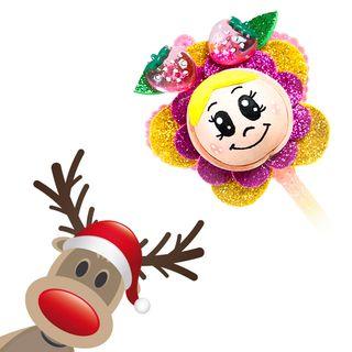 1. Rudolf el reno Hada de Fresa