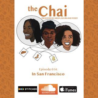 014: In San Francisco