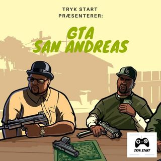 Spil 37 - Grand Theft Auto: San Andreas