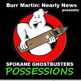 The Spokane Ghostbusters - An Audio Story