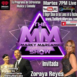 TheMMShow Invitada Zoraya Reyes   Comedia Sunshine Remix -Topicos y Noticias