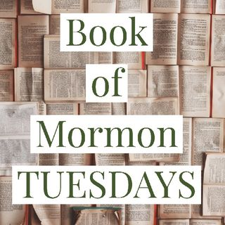 Ep 02 - Is Starting the Book of Mormon Boring? - BOOK OF MORMON - Priceless. Shara Ogilvie