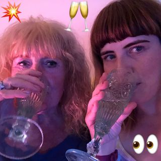 CBB taster pod: Live watch with my mum