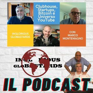Clubhouse, Startups, Bitcoin e Universo YouTube con Marco Montemagno