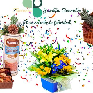 Miércoles con Florería Jardín Secreto