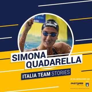Italia Team Stories - Simona Quadarella