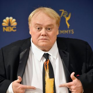 Louie Anderson on his upcoming virtual comedy special and why we should talk to our moms more.