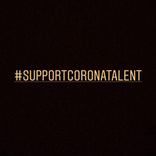 SUPPORT CORONA TALENT