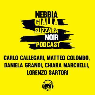 Carlo Callegari, Matteo Colombo, Daniela Grandi, Chiara Marchelli e Lorenzo Sartori