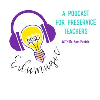Spillin' the tea on Twitter for Teachers Featuring Stephan Hughes E105