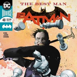 Weekly Comic Recommends: Batman #48, Justice League #1, Immortal Hulk #1 & More...