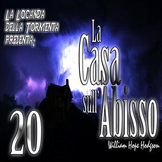 Audiolibro La Casa sull Abisso - William Hodgson - 20