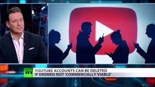 The Real Reason YouTube Will Now Delete Channels That Are Not  Commercially Viable