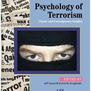 Social Psychology and terrorism with Dr. Kruglanski