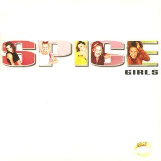 """1x35 - Spice Girls """"Spice"""""""