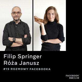 O zrównoważonym rozwoju i wyobraźni - Filip Springer i Róża Janusz