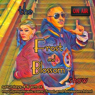 the frost and blossom 10/7/17