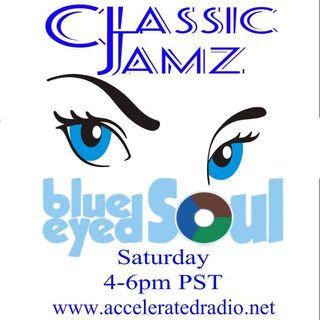 Classic Jamz *Blue Eyed Soul* 9/5/2020