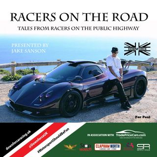 Racers On The Road