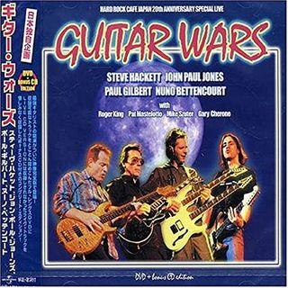 ESPECIAL GUITAR WARS LIVE IN TOKYO 2004 #stayhome #wearamask #animaniacs #dot #wakko #yakko #grogu #bokatan #bobafett #fennec #froglady #twd