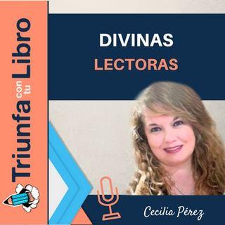 Divinas Lectoras. Entrevista a Cecilia Pérez.
