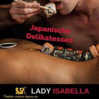 Japanische Delikatessen Hörprobe