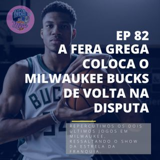 NBA das Mina #82 - Tudo empatado nas finais da NBA