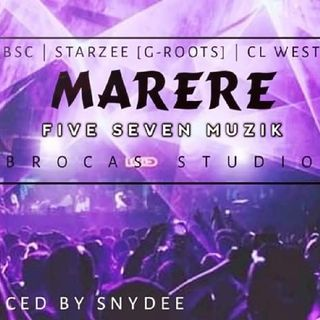 MARERE 2020. G.ROOTS X BSC X CL WEST