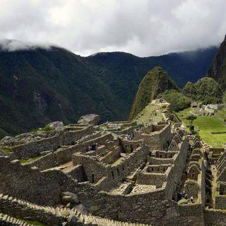 Inka-Stadt Machu Picchu entdeckt (am 24.07.1911)