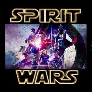 SpiritWars: The Avengers Endgame Rapture and Occult Symbology