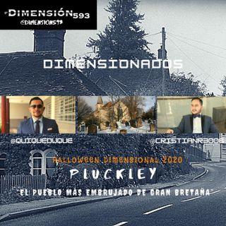 Pluckley El Pueblo Más Embrujado del Mundo 😱 | Halloween Dimensional 2020