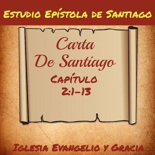 Estudio Epístola de  Santiago 2.1-13