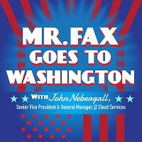 Mr. Fax Goes to Washington: Episode 1 - Going to Washington to advocate DCFT