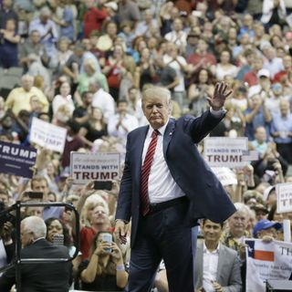 Donald Trump Rally in Dayton, OH (3-12-16)