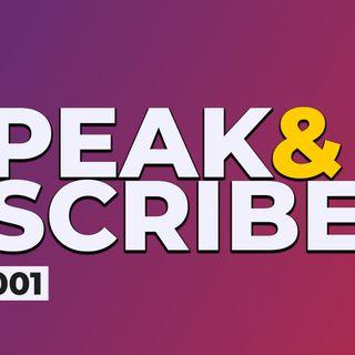 Peak & Scribe 001 - First Week of Overwatch League
