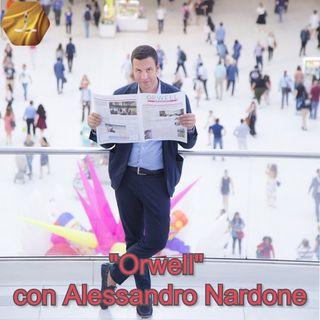"""""""Orwell"""" con Alessandro Nardone - seconda parte   🎧🇮🇹"""